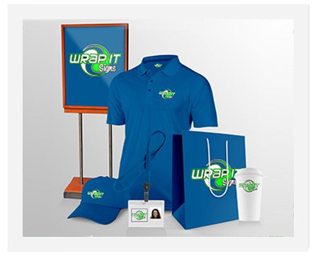 Promotional items Victoria