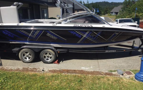 Boat Wraps & Graphics
