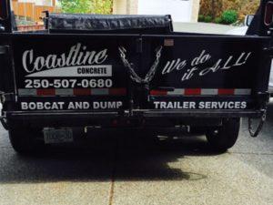 vehicle wraps victoria
