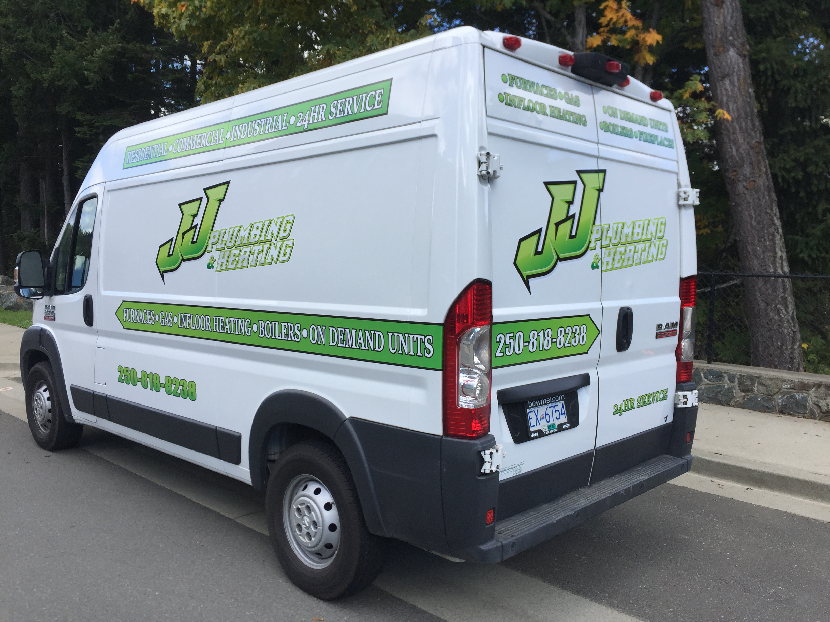 FLEET GRAPHICS AND WRAPS