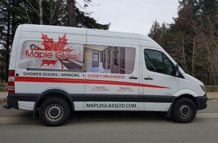 Sprinter Van graphics