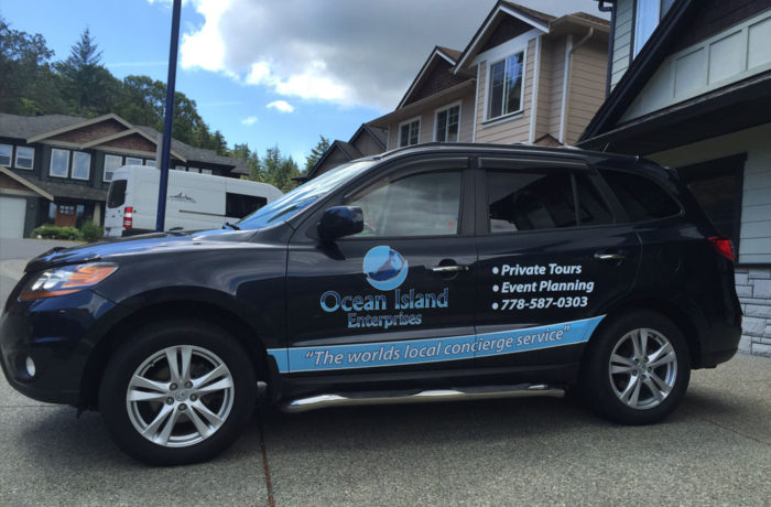Vehicle Wraps & Graphics 614