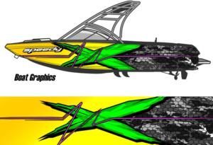 Boat graphics wraps victoria