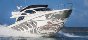 boat graphic wrap
